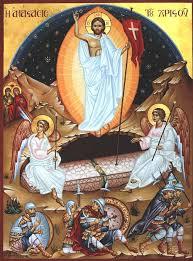 """Pâques - """"La Résurrection du Seigneur"""" -  Tombe_11"""