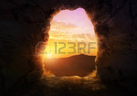 """Pâques - """"La Résurrection du Seigneur"""" -  Tombea11"""
