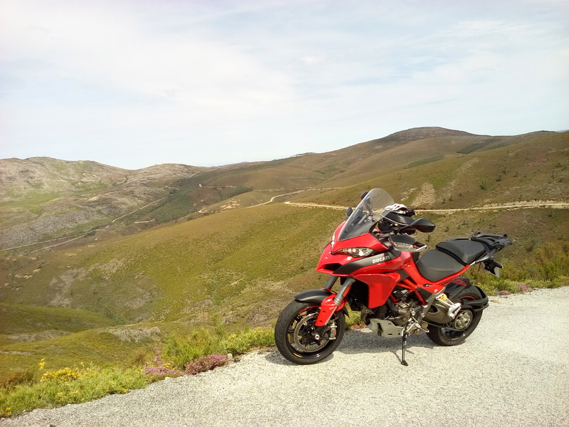 Ducati Multistrada S Red 20160510