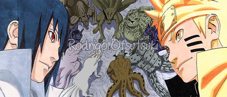 Anulação de Ninjutsus do Onmyouton e sua influência na luta do vale do fim Sasuke10