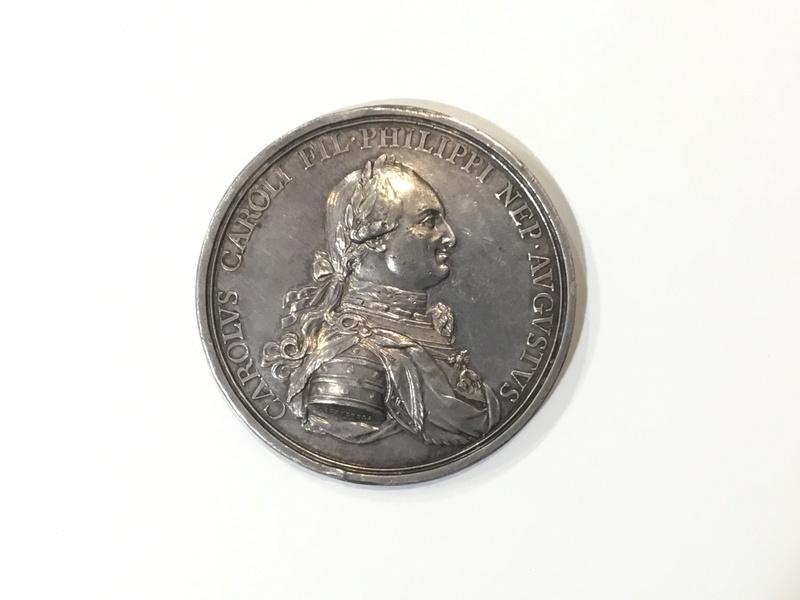 1789  Sepulveda.Proclamación Carlos IV en Madrid Img_0218