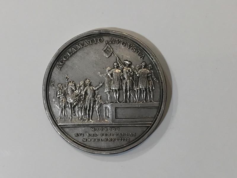 1789  Sepulveda.Proclamación Carlos IV en Madrid Img_0219