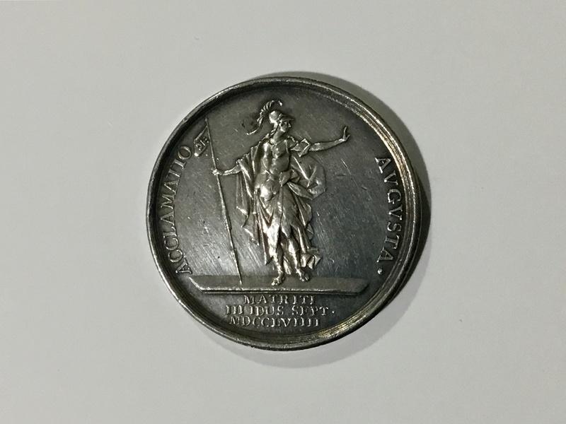 1759 Prieto. Proclamación de Carlos III En Madrid. Img_0221