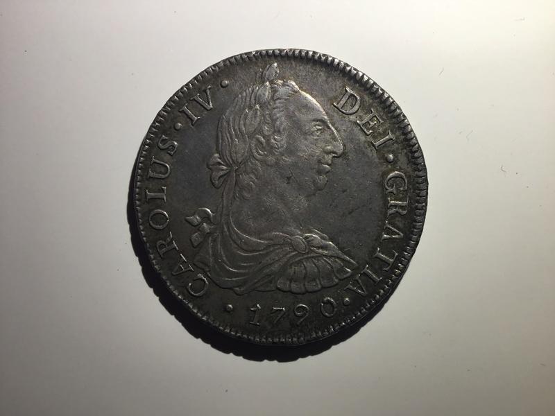 1790 Lima,  8 reales Carlos IV Img_0312