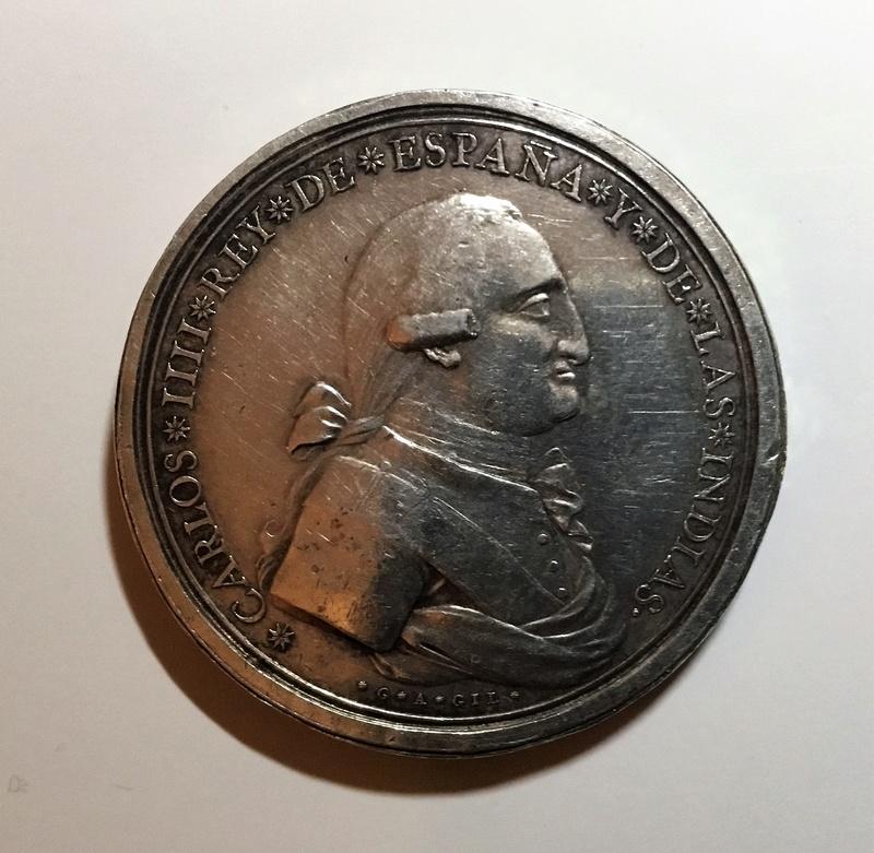 1790 Proclamación de Carlos IV en San Luis de Potosi Img_0325