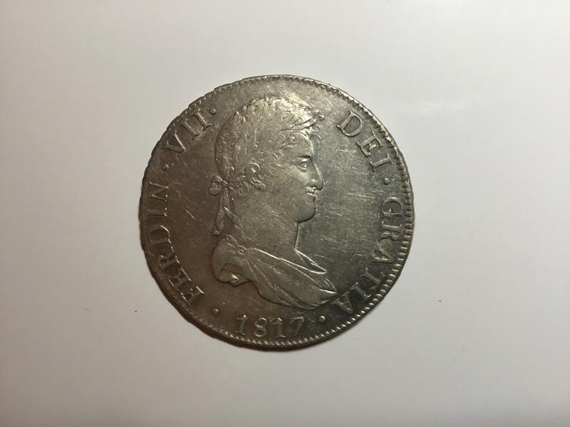 1817 Potosí, 8 reales Fernando Vii Img_0411