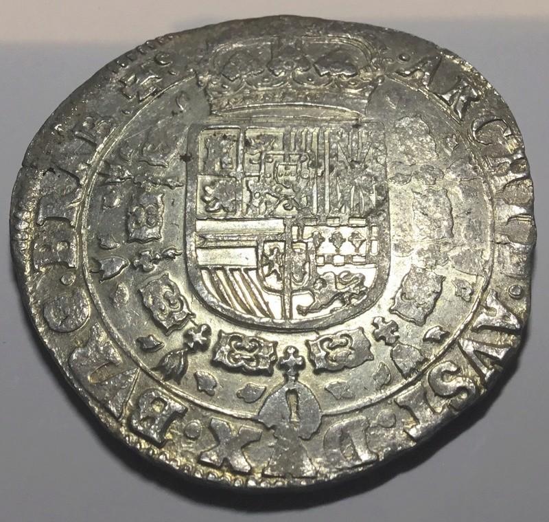 1650 patagón de Felipe IIII Img_0416