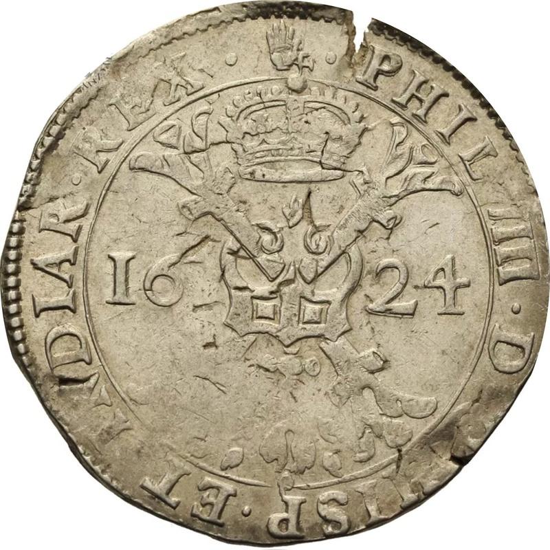 1624 , Patagón de Felipe IIII Img_0510