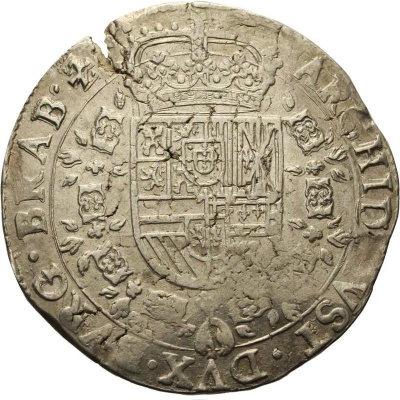 1624 , Patagón de Felipe IIII Img_0511