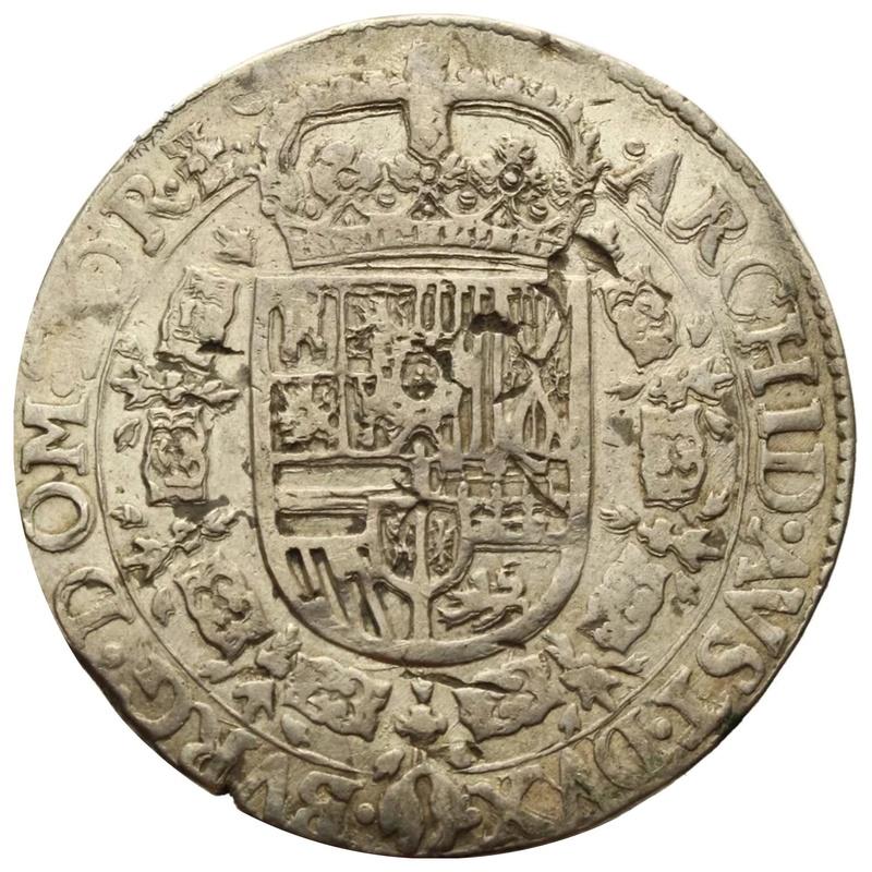1634 patagón de tournai, felipeIIII Img_0611
