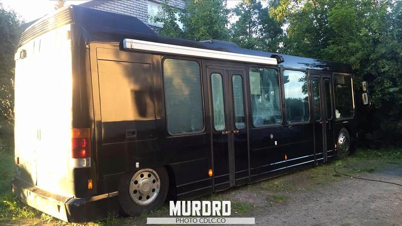CDLC.CONVOY: MURDRD Mobile Shop & CDLC.CO RCKS Debot Scooter Chapte10