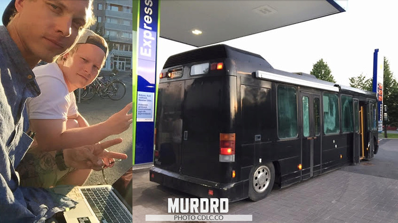 CDLC.CONVOY: MURDRD Mobile Shop & CDLC.CO RCKS Debot Scooter Chapte11