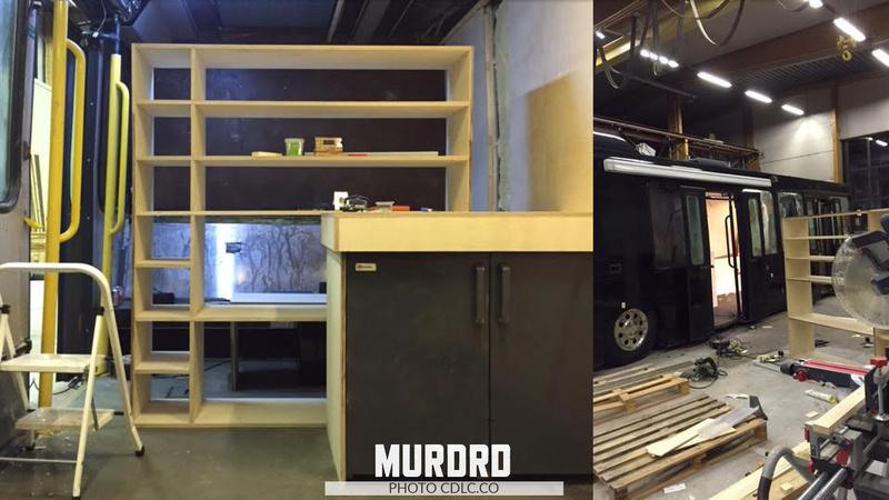 CDLC.CONVOY: MURDRD Mobile Shop & CDLC.CO RCKS Debot Scooter Chapte22