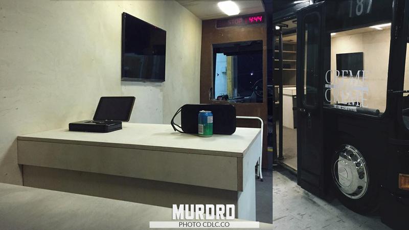 CDLC.CONVOY: MURDRD Mobile Shop & CDLC.CO RCKS Debot Scooter Chapte23