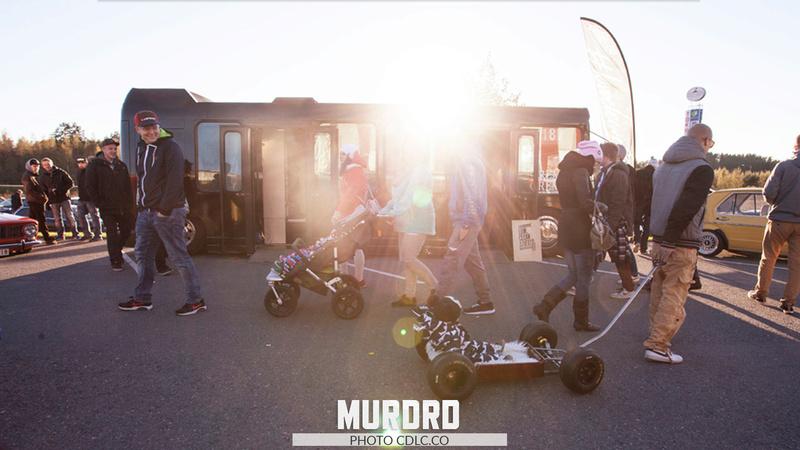 CDLC.CONVOY: MURDRD Mobile Shop & CDLC.CO RCKS Debot Scooter Chapte27