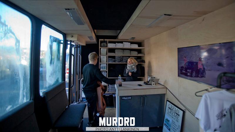 CDLC.CONVOY: MURDRD Mobile Shop & CDLC.CO RCKS Debot Scooter Chapte28