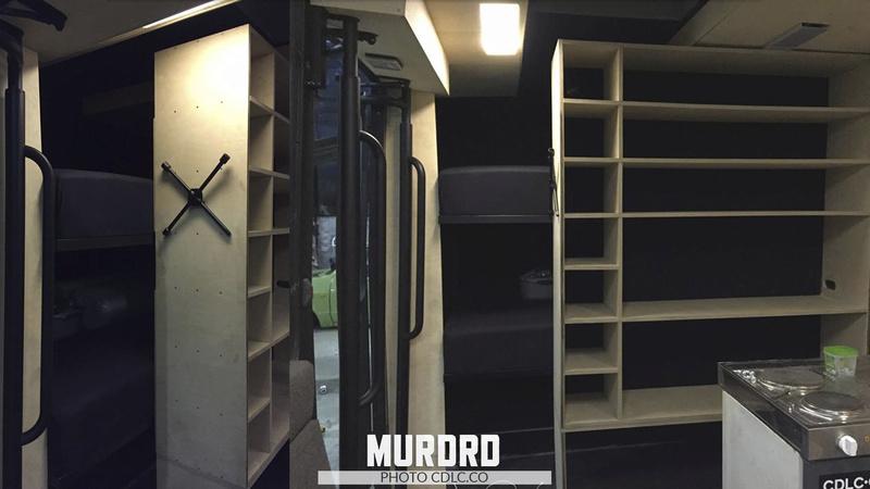 CDLC.CONVOY: MURDRD Mobile Shop & CDLC.CO RCKS Debot Scooter Chapte32