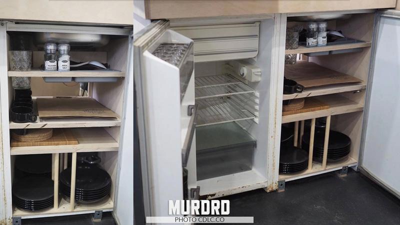 CDLC.CONVOY: MURDRD Mobile Shop & CDLC.CO RCKS Debot Scooter Chapte33