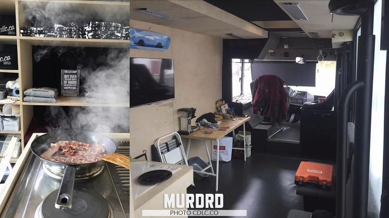 CDLC.CONVOY: MURDRD Mobile Shop & CDLC.CO RCKS Debot Scooter Chapte46