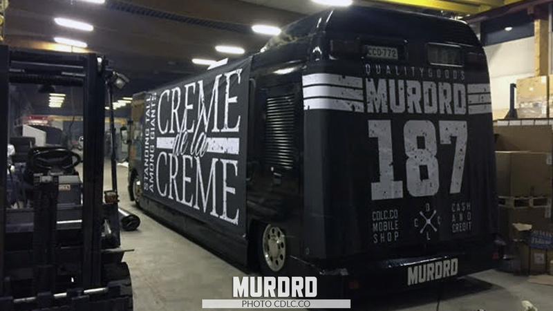 CDLC.CONVOY: MURDRD Mobile Shop & CDLC.CO RCKS Debot Scooter Murdrd11