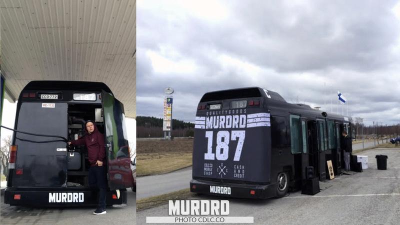 CDLC.CONVOY: MURDRD Mobile Shop & CDLC.CO RCKS Debot Scooter Murdrd13