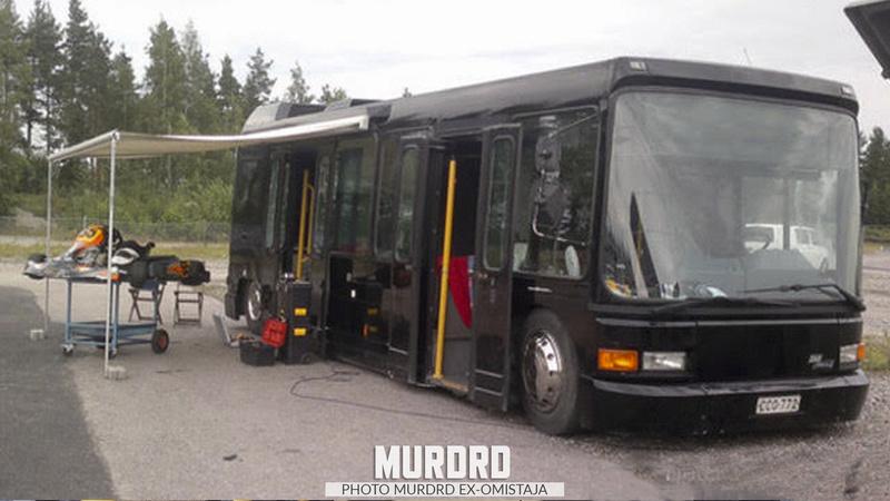 CDLC.CONVOY: MURDRD Mobile Shop & CDLC.CO RCKS Debot Scooter Murdrd16