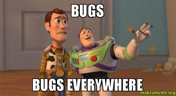 Bug Porygon Z! Bugs-b10