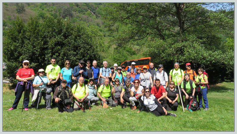 Puente de ruta por Asturias 113