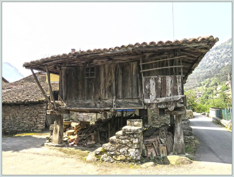 Puente de ruta por Asturias 115