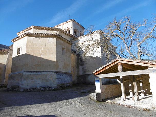 Ruta Toba de Valdivieso- El Almiñé 1710
