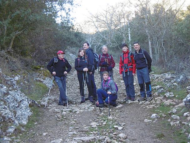 Ruta Toba de Valdivieso- El Almiñé 3010