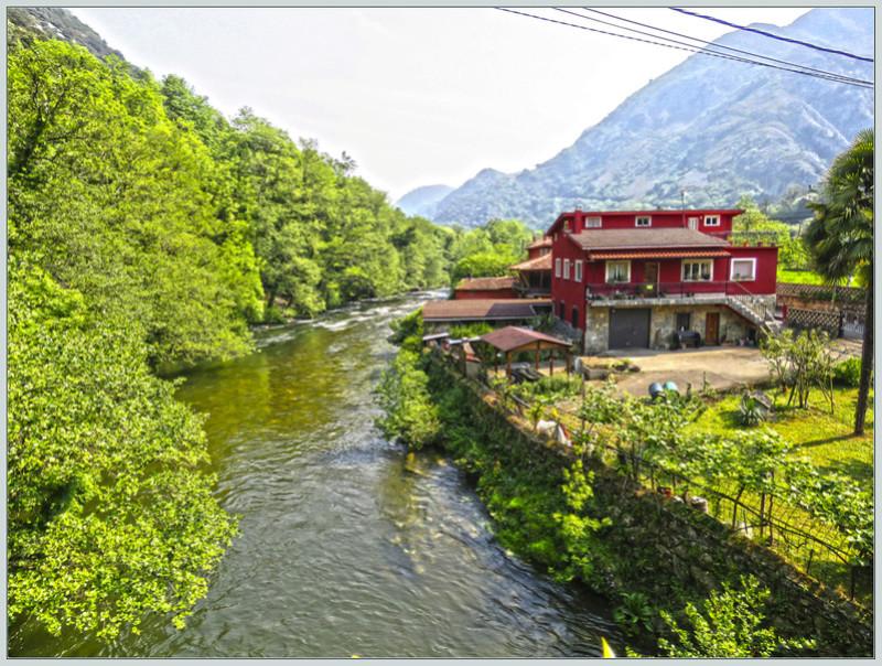 Puente de ruta por Asturias 315