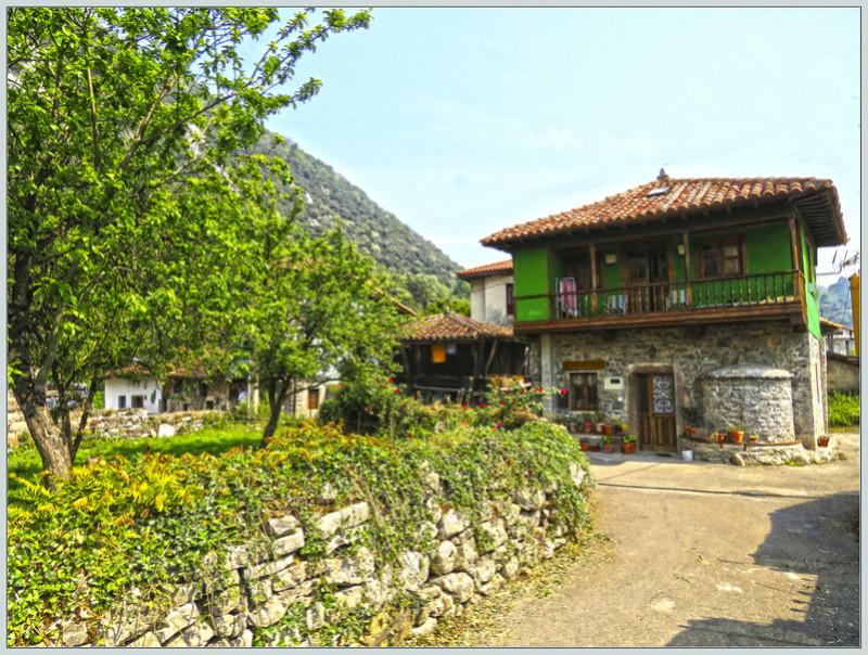 Puente de ruta por Asturias 415