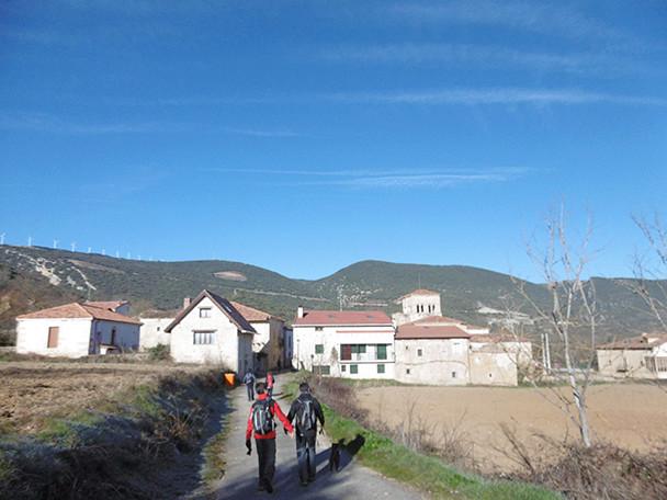 Ruta Toba de Valdivieso- El Almiñé 810