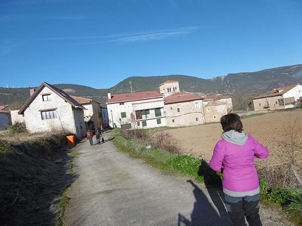 Ruta Toba de Valdivieso- El Almiñé 910