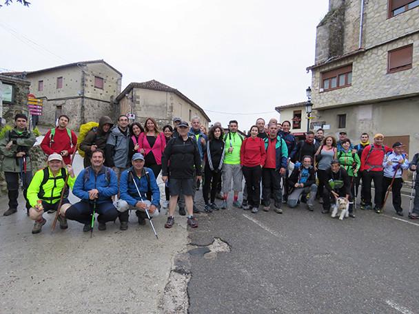 XI Marcha Raíces de Castilla (Frías -Oña- Poza de la Sal) A11
