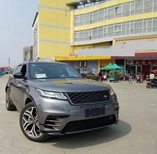 2017 - [Land Rover] Range Rover VELAR (L560) - Page 7 20170414