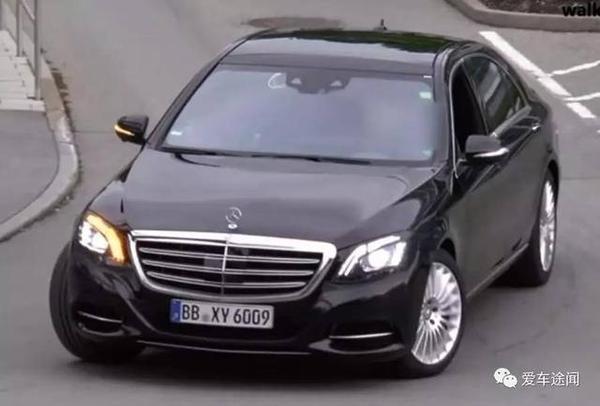 2016 - [Mercedes-Benz] Classe S restylée - Page 3 20170419