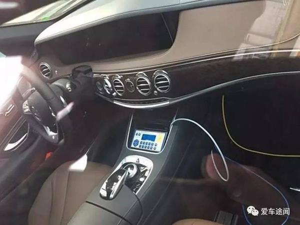 2016 - [Mercedes-Benz] Classe S restylée - Page 3 20170422