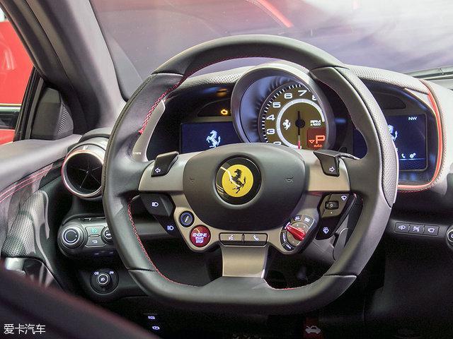 2017 - [Ferrari] 812 Superfast - Page 2 20170432