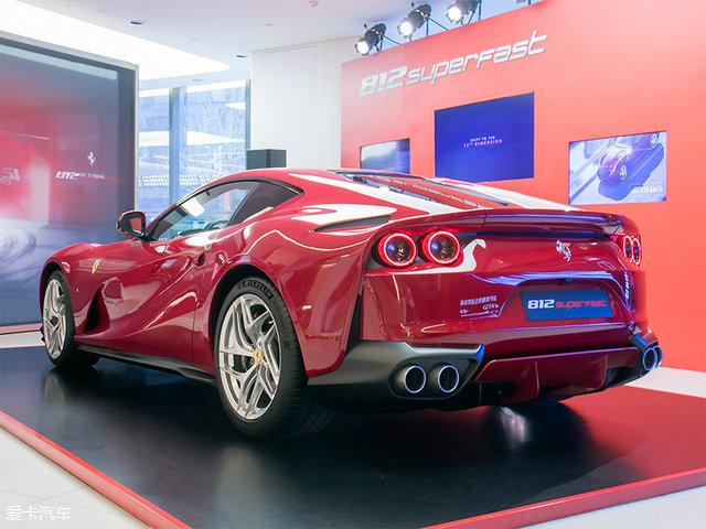 2017 - [Ferrari] 812 Superfast - Page 2 20170445