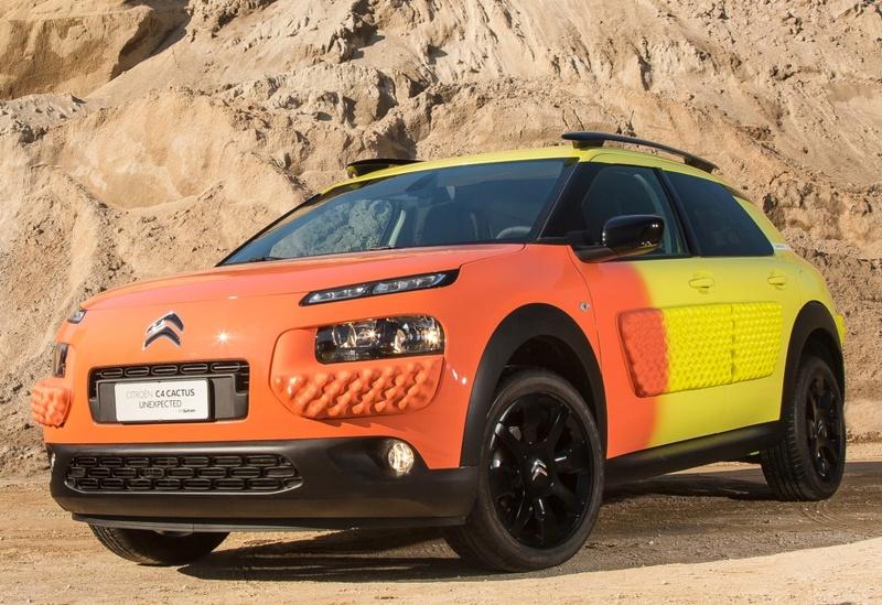 2014 - [Citroën] C4 Cactus [E3] - Page 7 Citroe15