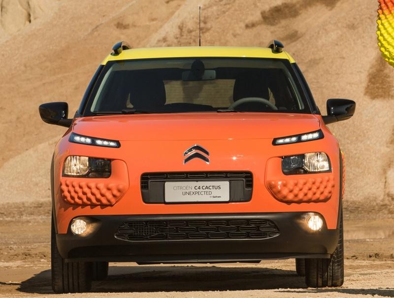 2014 - [Citroën] C4 Cactus [E3] - Page 7 Citroe17