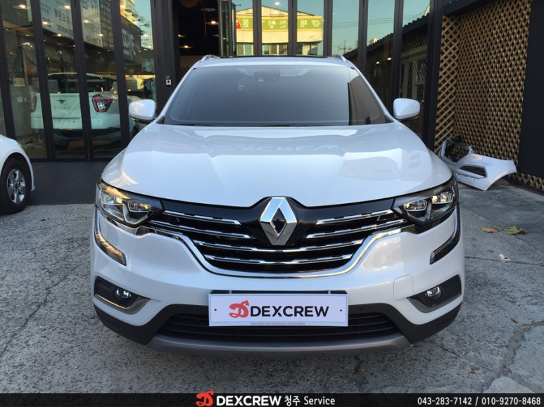 2016 - [Renault] Koleos II [HZG] - Page 4 K610