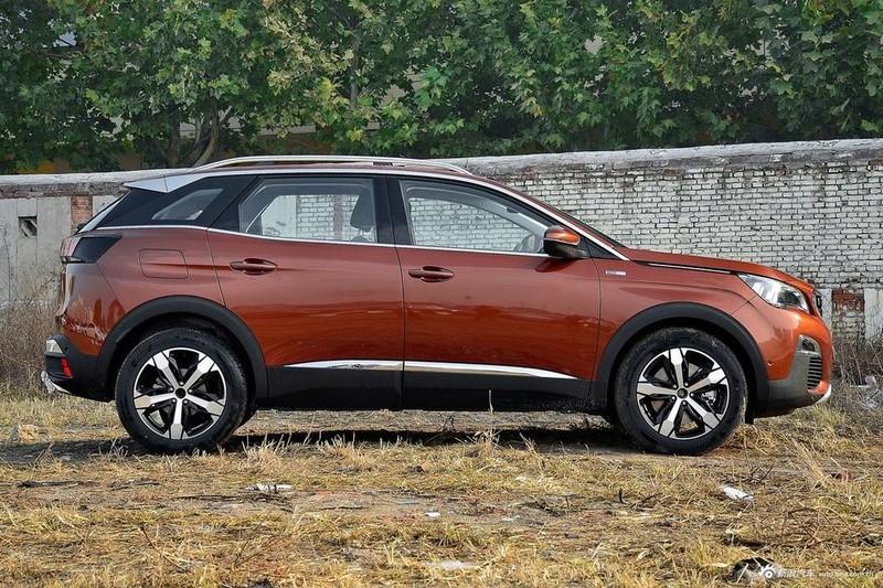 2016 - [Peugeot] 3008 II [P84] P111