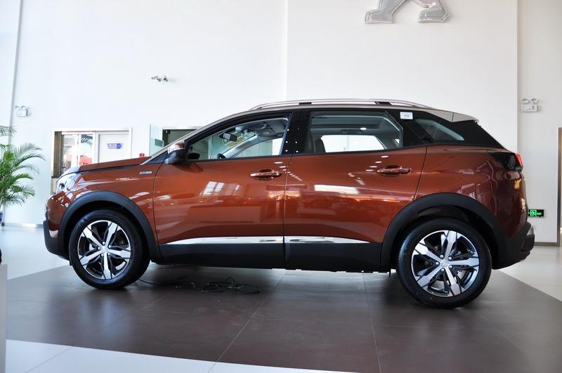 2016 - [Peugeot] 3008 II [P84] P410