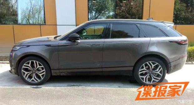 2017 - [Land Rover] Range Rover VELAR (L560) - Page 7 V510