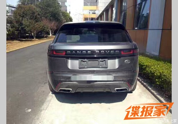 2017 - [Land Rover] Range Rover VELAR (L560) - Page 7 V710