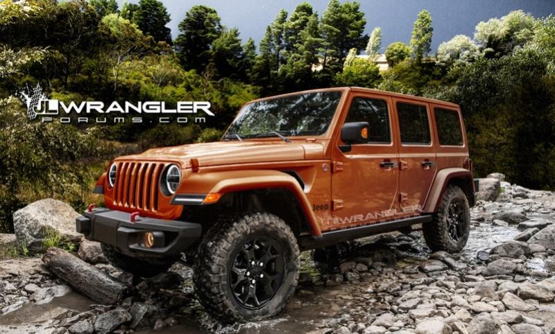 2018 - [Jeep] Wrangler - Page 2 Wrangl10