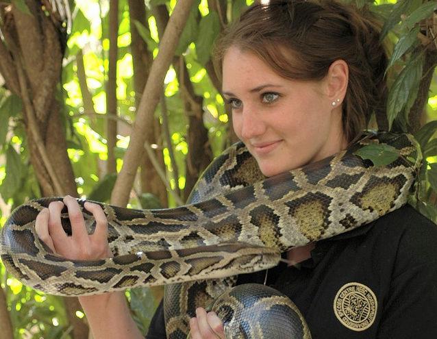 Centre des Reptiles avec VolonTerre Africa en Afrique du Sud Captur20